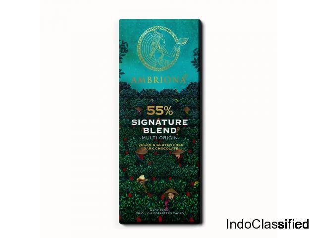 Buy Premium Dark Chocolate Store Online - Ambriona
