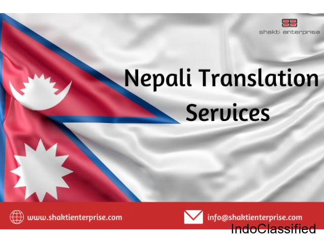 Professional Nepali Translation Services - Shakti Enterprise