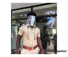 Face shield for doctors - Nexgen3d