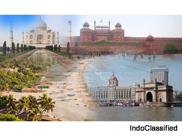 Avail Best Golden Triangle with Mumbai Tour at Optima Travels