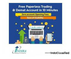 Open Free Demat Account with most Trusted Broker