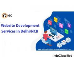 The Best Web Development Company in Delhi to Take You International