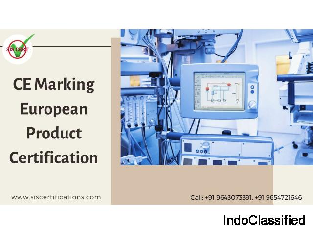 CE Marking Certification for Medical Devices