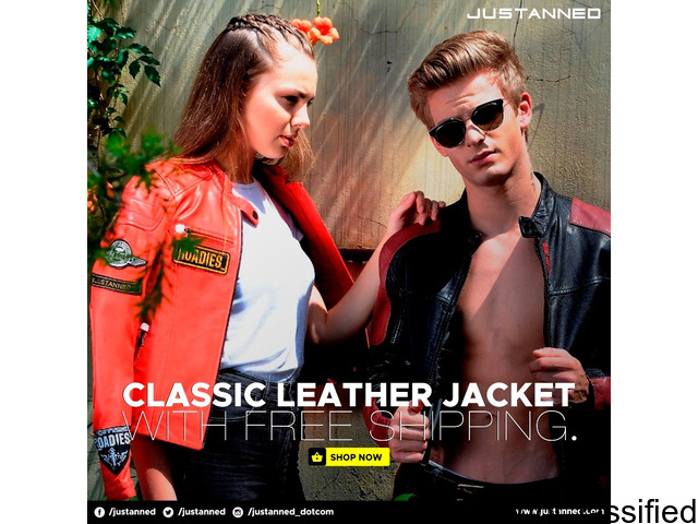 Leather bags and Leather Jacket at Affordable Prices
