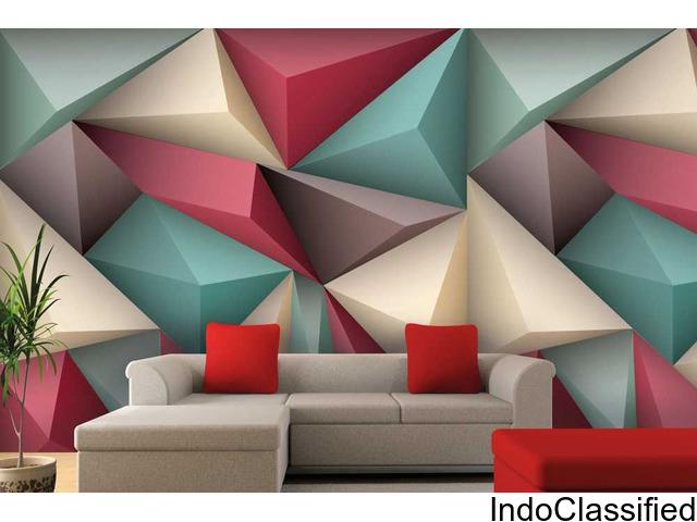Wallpaper for Home Walls – 3D Wall Murals for Bedrooms -Walls and Murals
