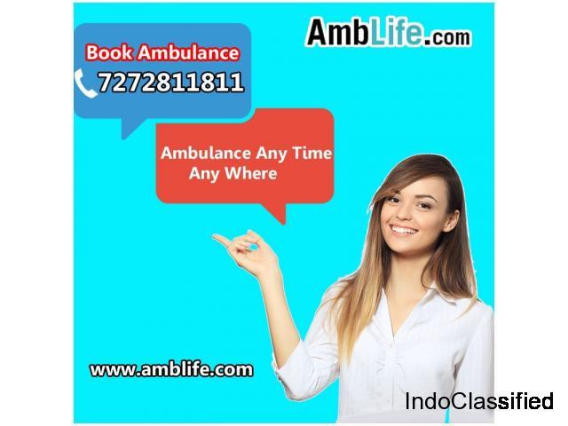 Ambulance Number in Delhi