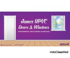 uPVC Doors and Windows Manufacturers in India