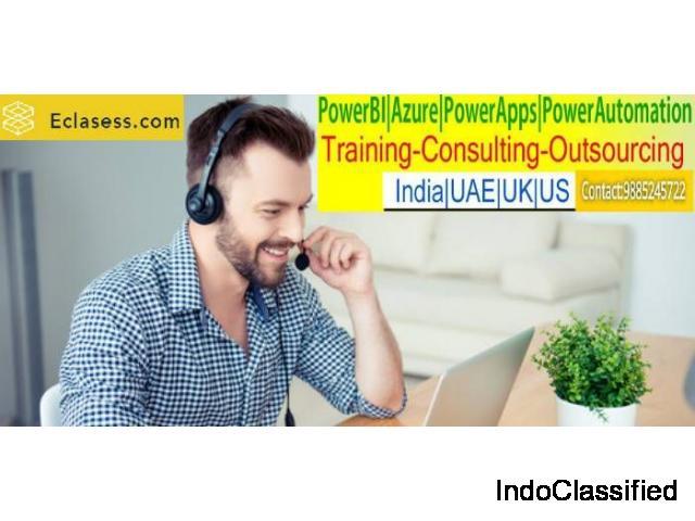 SQL Server Power BI Azure BI Training and Job Support Hyderabad