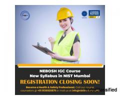 Nebosh IGC Course in Mumbai