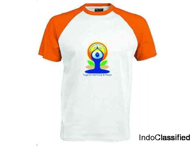 CUSTOM YOGA T-SHIRT