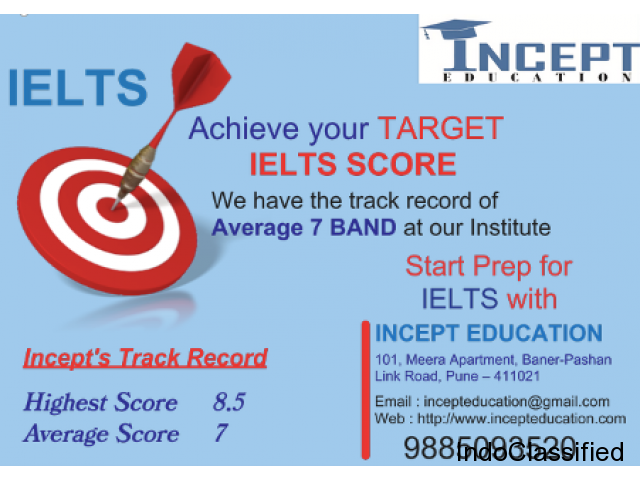 IELTS Coaching Classes in Pune