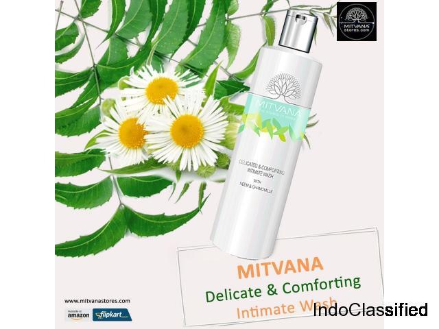 MITVANA Delicate & Comforting Intimate Wash