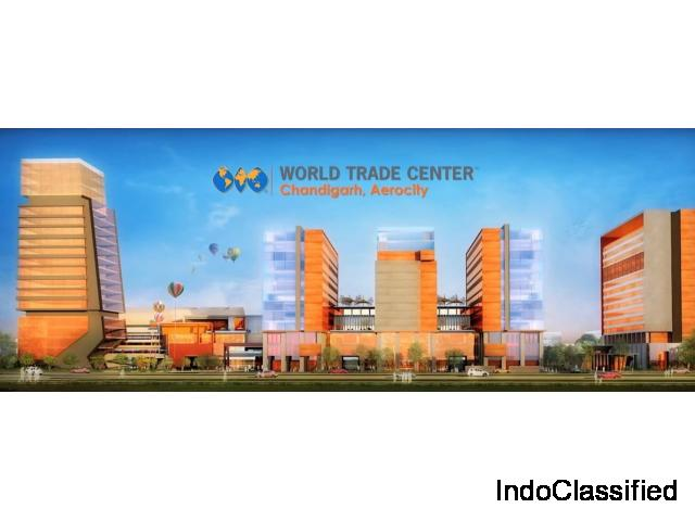 Office Space in WTC Chandigarh