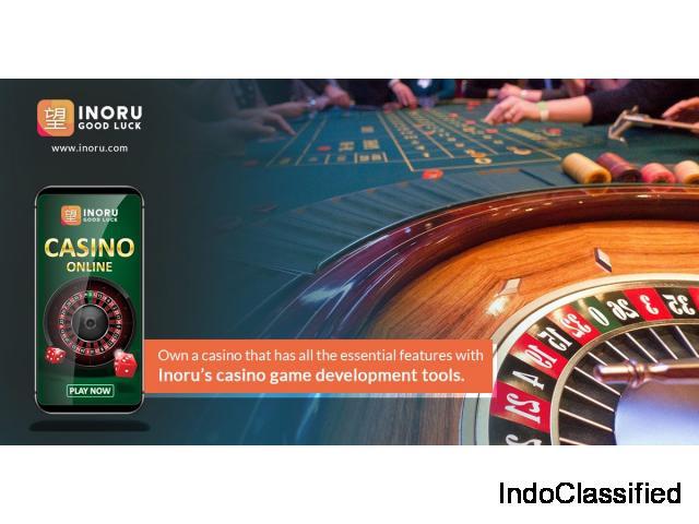 Casino Game Development Company - INORU
