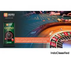 Casino Game Development Company - INORU