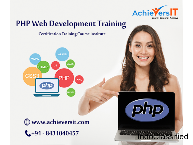 PHP Development Training Institute in Bangalore