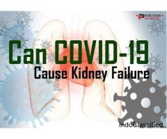 Can COVID-19 cause kidney failure