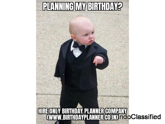 Birthday Planner Company