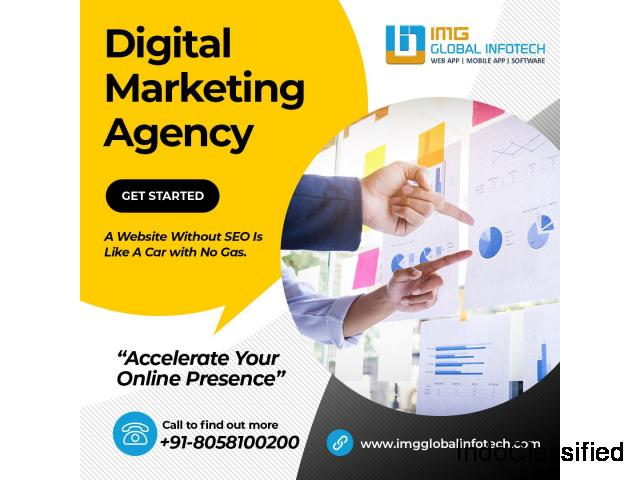 Digital Marketing Agency in India - IMG Global Infotech