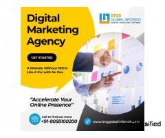 Digital Marketing Agency in India - IMG Global Infotech