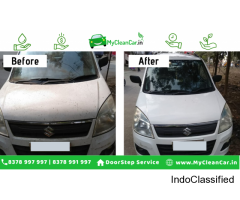 My Clean Car (Door Step Waterless Car Wash Services)