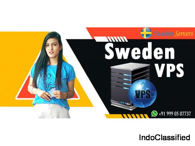 Sweden VPS Server is Best with Cost-Effective Solution