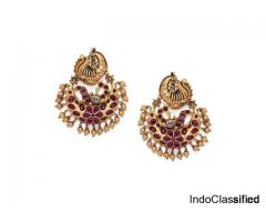Jhumka Earrings Online Shopping | Buy Fashion Jhumka Earrings Online