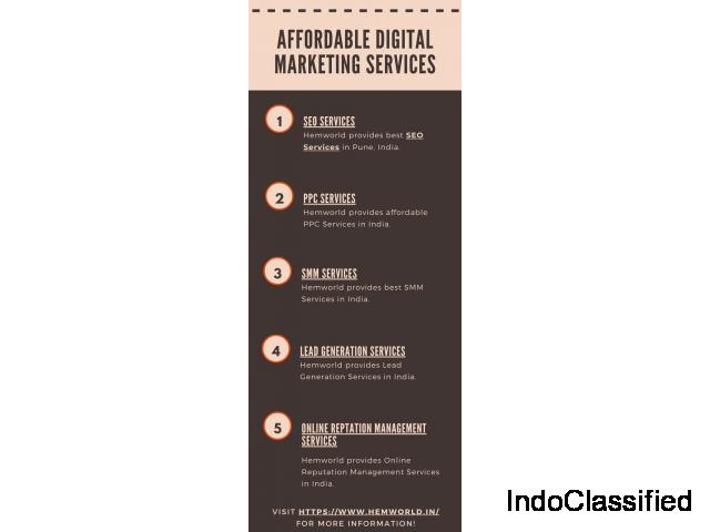 DIGITAL MARKETING SERVICES Is Essential For Your Success