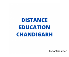 Distance Education in Chandigarh