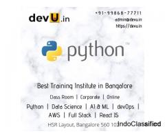 devU - Best Training Institute in Bangalore