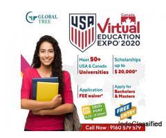 USA and Canada Virtual Education Expo 2020