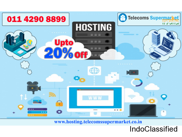 TSIN | Web Hosting Provider in Delhi India - 30% OFFER