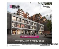 Sheetal Westpark Imperia Vastrapur, Ahmedabad - Retail Shops, Showrooms & Office Spaces