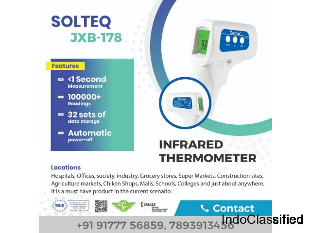 SOLTEQ Infrared Thermometer