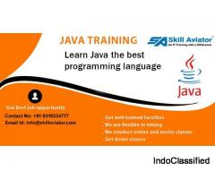 Java Training Center in Noida