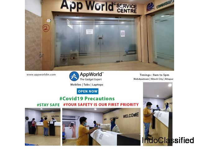 Macbook Service & Repair Center Attapur @AppWorld