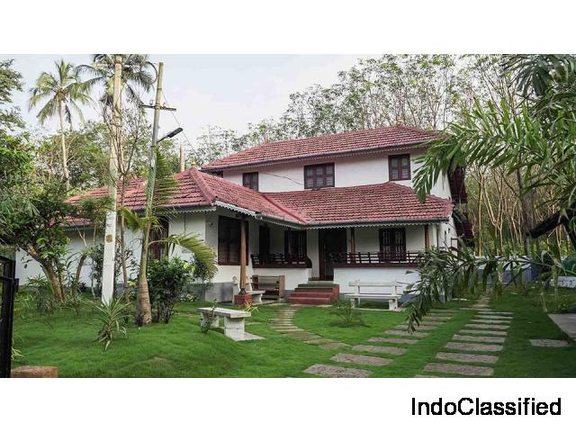 Anamala Homestays - Gold House Certified Vacation Rentals in Thrissur