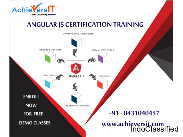 Computer Training Institute For Angular Development