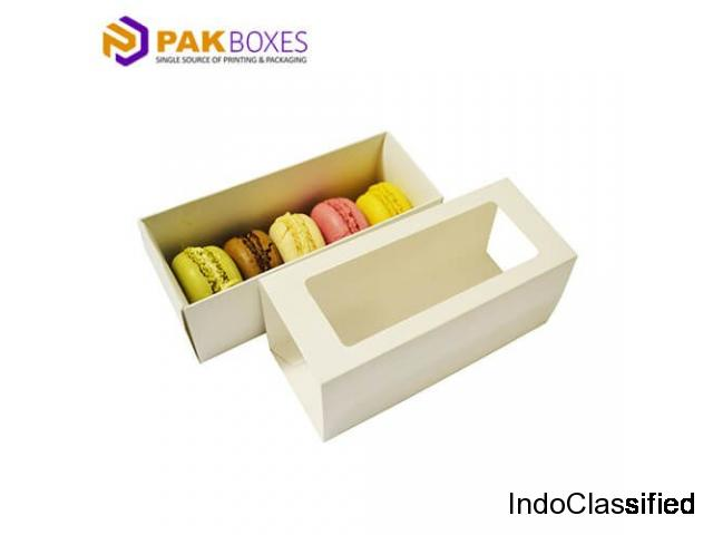 Buy Decorative Macaron Boxes at Cheap Rates