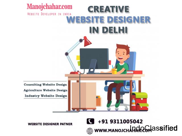 Consulting Website Design in Delhi