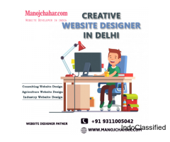 Consulting Website Design in Delhi