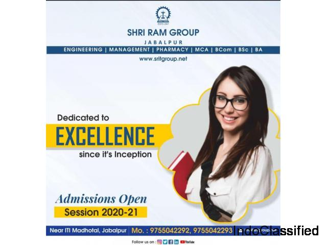 Admission Open Session 2020-21