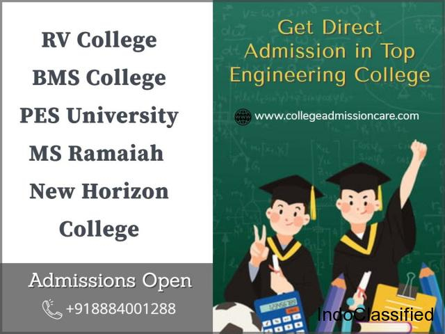 Direct Admission in Top Engineering Colleges Bangalore