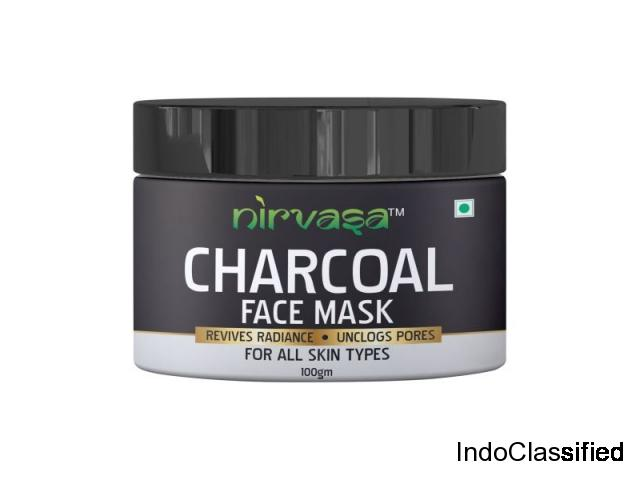 Remove Dark Spots And Acne Scars With Charcoal Face Mask