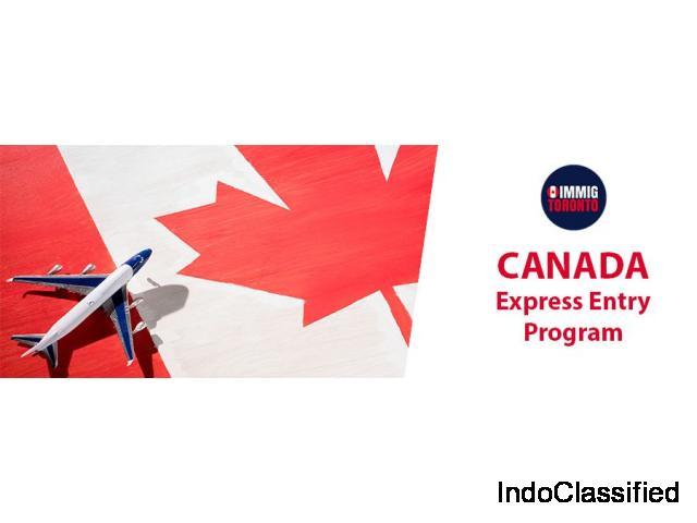 Canada Express Entry Program - Immig Toronto