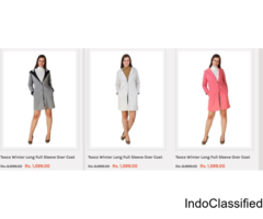 Buy Online Coats and Blazers