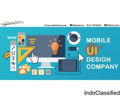 Web Design, Mobile and UX design Company Delhi