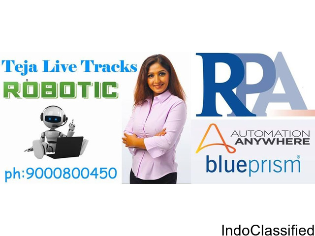 RPA Training In Hyderabad- Ameerpet |Best RPA Course Training  Institute In Hyd