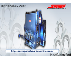 die punching machine- corrugatedboardmachines- corrugated board plant