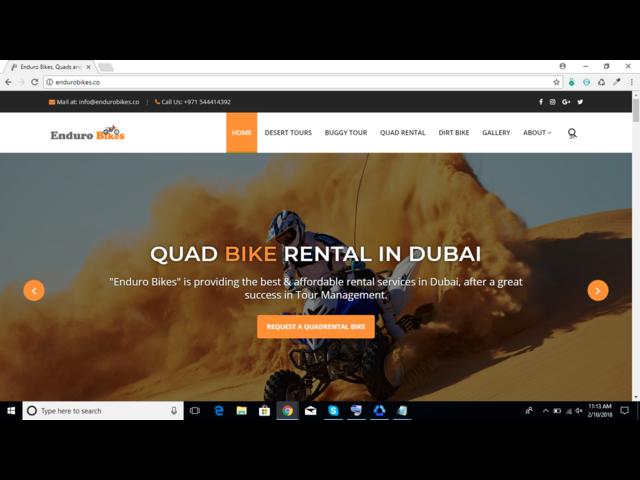 Rent a Dirt Bike in Dubai | endurobikes.co